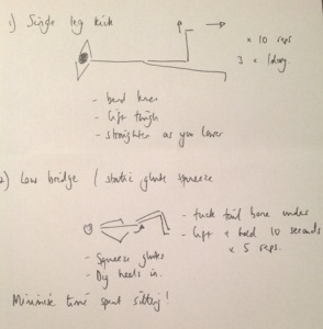 physio notes