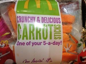 Macdonald's carrots