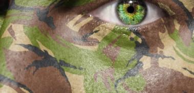 camouflage-warrior