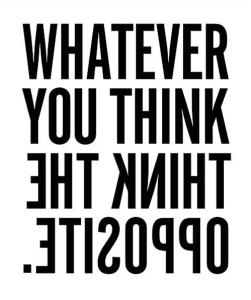 think-opposite