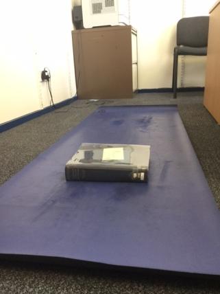 office mat