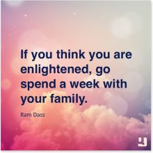 if you think you're enlightened