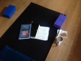 study on the mat