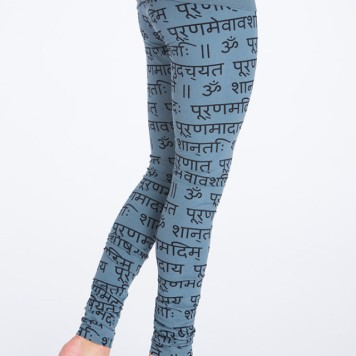 devanagari-leggings