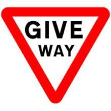 give-way-sign