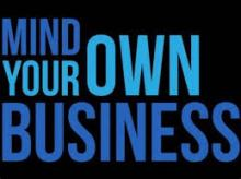 mind-your-own-business